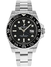GMT Master II Steel Watch. Rolex