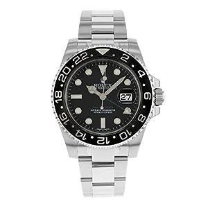 41jZ4UvUtbL. SS300  - Rolex GMT Master II Steel Watch