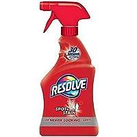 Resolve Carpet Spot & Stain Remover, 16 fl oz Bottle, Carpet Cleaner (Pack of 4)