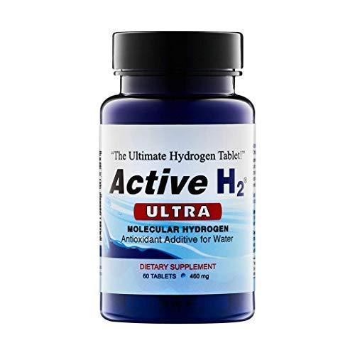 Purative Active H2 Ultra Molecular Hydrogen 460mg, 60 Tablets