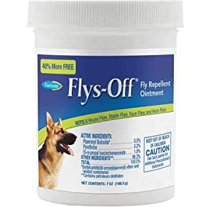 Farnam Flys-Off Fly Repellent Ointment 5