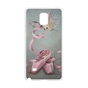 LTTcase Customised Personalised Ballet Case for samsung galaxy note4