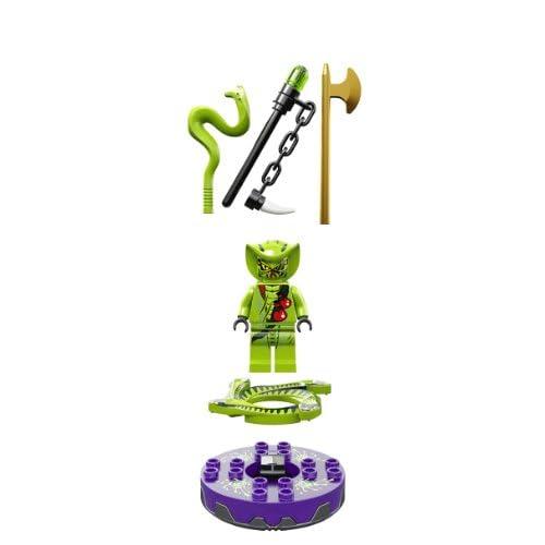 Lego Ninjago Toupies - 9562 - Jeu de Construction - Lasha