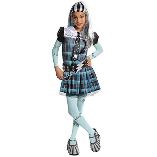 Deluxe Frankie Stein Child Costume - Medium -