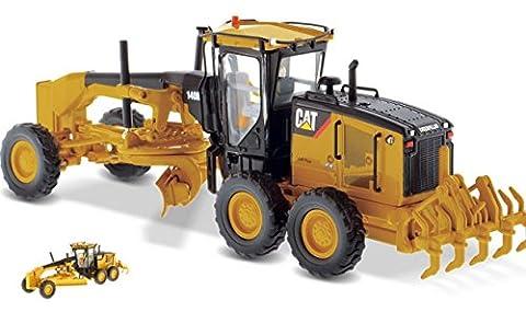DIECAST MASTER DM85236 CAT 140M MOTOR GRADER 1:50 MODELLINO DIE CAST MODEL - Cat Motor Grader