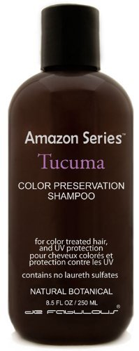 Amazon Series Tucuma Color Preservation Shampoo 33.8 fl oz (Series Collage)
