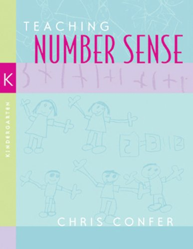 Teaching Number Sense, Kindergarten (Teaching Number Sense compare prices)