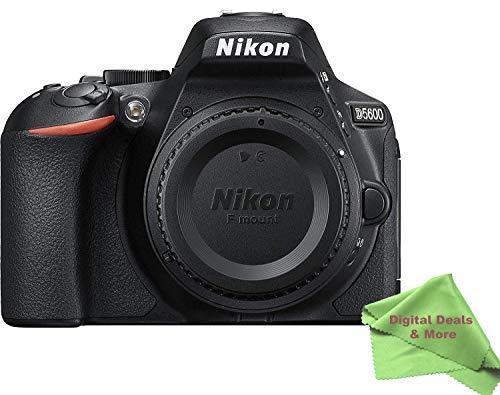 D5600 DX-Format Digital SLR Body (Certified Refurbished)