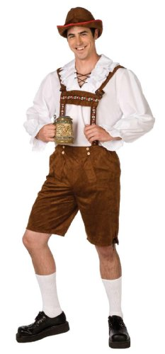 Buy S (German Lederhosen Fancy Dress)