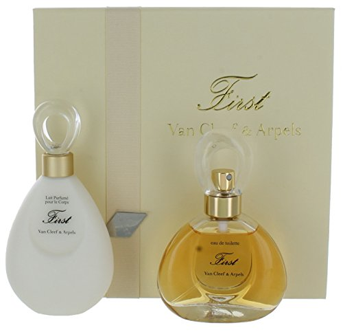 Van Cleef & Arpels First Coffret: Eau De Toilette Spray 30ml/1oz + Perfumed Body Lotion 50ml/1.7oz 2pcs