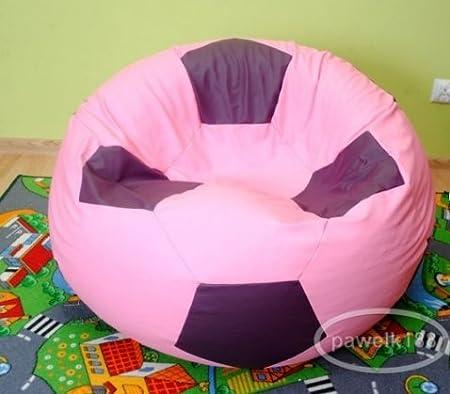 Egato Puff Puf Puf Cab Sillón Saco de sintética, simipelle Balón ...