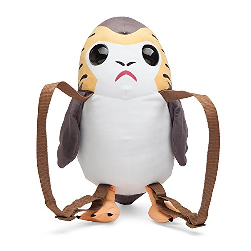 Comic Images Backpack Buddies Star Wars Episode VIII Porg