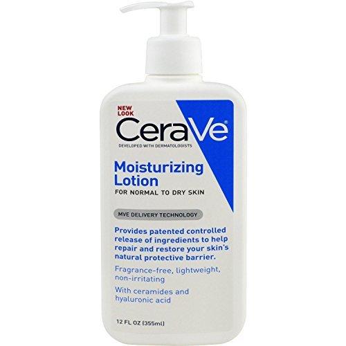 CeraVe Moisturizing Lotion 12 oz ( Pack of 3) ()