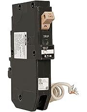 Eaton CHFGF115CS 15-Amp CH Type Breaker Single Pole Ground Fault Circuit Breaker by Eaton