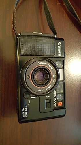 Canon AF35M 35mm Film Camera CAFS Self-Timer Pre Focus w/Canon