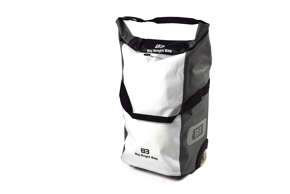 B&W International B3 Bag Trolley Weiß 2019 Fahrradtasche