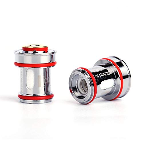 Uwell Crown IV Replacement Dual SS904L Coil 4pcs/pack(0.4ohm)