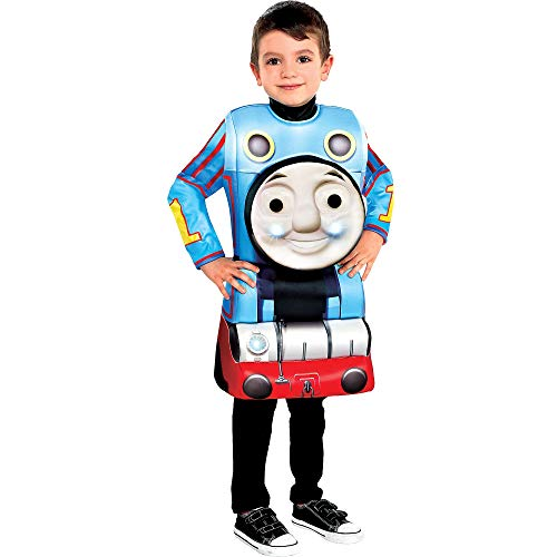 Suit Yourself Light-Up Thomas the Tank Engine Costume for Boys, Size Small, Includes a Comfortable Tunic and Batteries]()