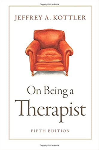 On Being A Therapist 5th Edition