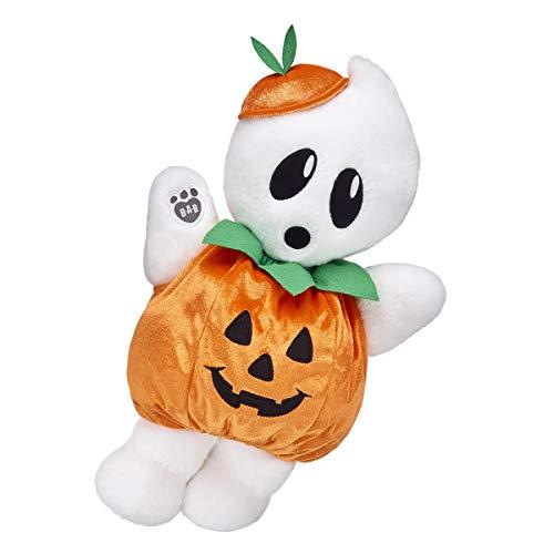 (Build A Bear Workshop Boo-Rrific Ghost Bear Pumpkin Set, 16)