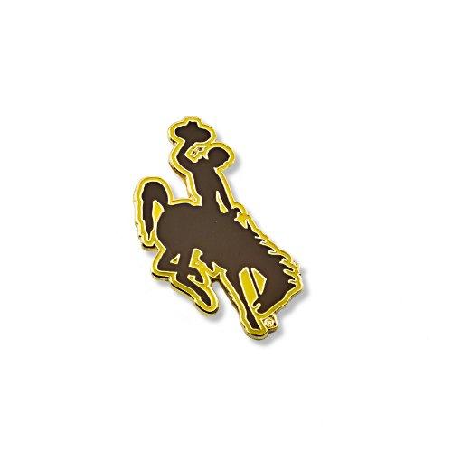 Wyoming Cowboys Pins - NCAA Wyoming Cowboys Logo Pin