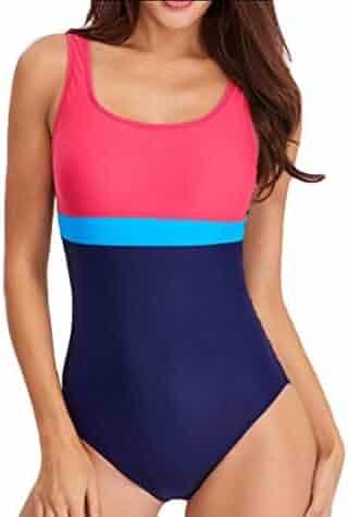 443b375d11b75 WSPLYSPJY Womens High Cut One Piece V Neck Swimsuits Backless Monokini Set.  Contact. Seller: Acquaaintanceship · / (0) Views