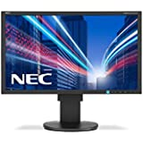 NEC Monitor EA244UHD-BK-SV 24-Inch Screen LED-Lit Monitor