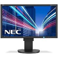 NEC Monitor EA244UHD-BK-SV 24-Inch Screen LED-Lit Monitor
