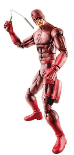 Marvel Legends Icons: Daredevil Action Figure - Red