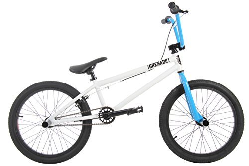 Grenade B2 BMX Bike 20in Mens Sz 20in/20.5in Top Tube