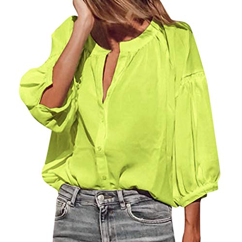 Witspace Womens Casual Tops Half Sleeve Knot Shirts Tank Tops ()