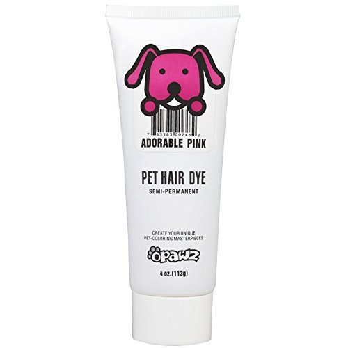 DOG HAIR DYE GEL -