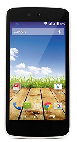 Micromax Canvas A1 Android One (White, 8GB)