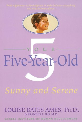Your Five Year Old Sunny And Serene