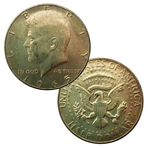 President Half Dollar Coin - $1 Face Silver JFK Half Dollar Circulated