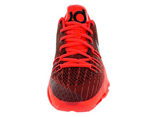 Nike Kd 8 (Gs), Zapatillas de Baloncesto para Niños Bright Crimson/White/Black