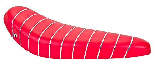 Sunlite Classic Polo Saddle, Red