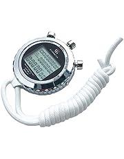 Vokmon Atletisk träning digital timer stoppur 1/100:e sekund klocka daglig regnsäker digital timer