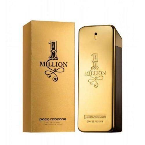 1 Million FOR MEN by Paco Rabanne - 3.4 oz EDT Spray