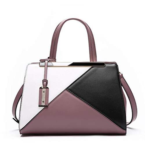 donne Borsa bagbagkl pelle tracolla di borsa a per moda piccola a moda in le capacità viola semplice borsa di grande tracolla Ox4qgOvFw