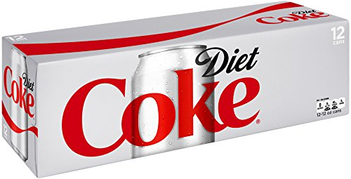 Diet Coke Fridge Pack Cans  12 Ounce  Pack Of 12