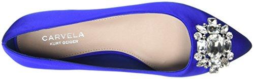 Carvela Marvel, Ballerine Donna Blue (Blue)