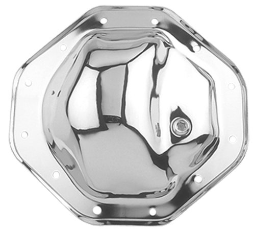 Dodge B250 Differential - Trans-Dapt 9041 Chrome Differential Cover Kit