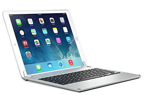Brydge 12 9 Bluetooth Keyboard Silver product image