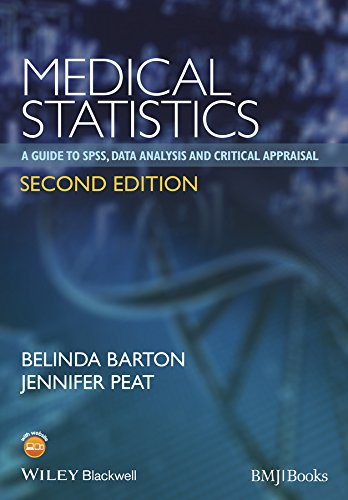 Medical Statistics: A Guide to SPSS, Data Analysis and Critical Appraisal Pdf