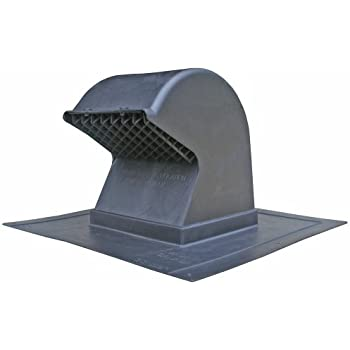 Amazon Com Builder S Best 012633 Roof Vent Cap Black