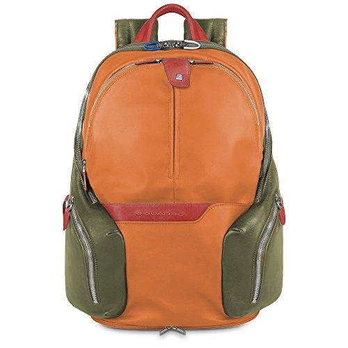 Piquadro orange Orange Casual Piquadro CA2943OS Orange Daypack Casual r4qSHwar