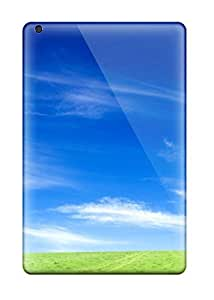 For Ipad Mini/mini 2 Protector Case Blue Sky And Green Grass Phone Cover