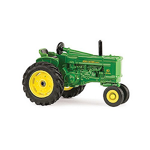 1/64 John Deere Model 70 Tractor Toy Ertl 70th Anniversary Ed #45526A - LP53345