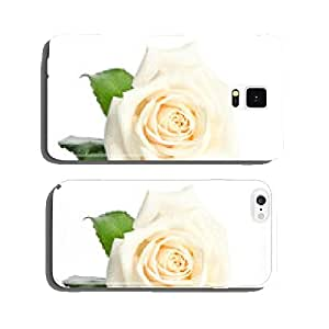 rose isolated on white background cell phone cover case iPhone6 Plus